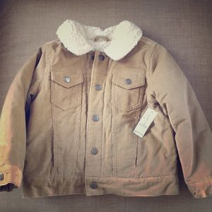 Boys Old Navy Cord Jacket
